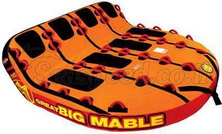 אבוב לארבעה Great Big Mable