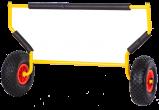 עגלה לנשיאת סאפ קשיח ומתנפח Sup Cart