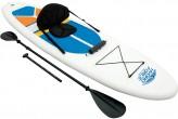 סאפ מקצועי תוצרת  Bestway  SUP White Cap דגם 65069 בחבילת מבצע !