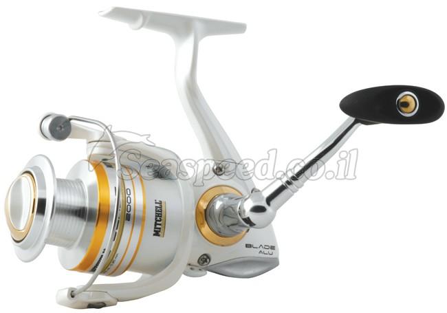 מכונת דיג וחוף דגם  Mitchell Blade 6500