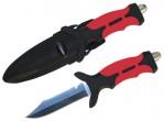סכין צלילה עם נרתיק  STRYKER