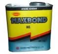 """דבק מקצועי מקורי לתיקון סירות ומתנפחים מ - PVC 1  ק""""ג   MAXBOND"""
